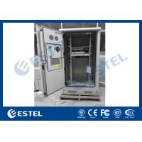 Buy cheap Heat Insulation Panel 19 Inch Rack Cabinet Outdoor For Network Integrated Service from wholesalers