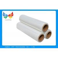 Calendered Clear PVC Shrink Film packaging 40 Mic Easy Handling , Length 1000m-5000m