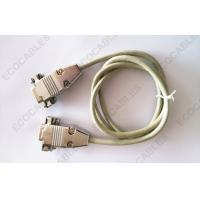 Buy cheap Male To Male 9P D-SUB Assembled type Signal Cable For Electronic Fax Machine from wholesalers