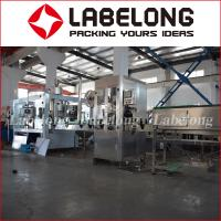 Buy cheap Automatic 12000BPH PET /Glass bottle Shrink Sleeve Labeling Machine for mineral water from wholesalers