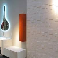 Buy cheap Soundproof 3d Ceiling Panel Artifical Stone Wall Alternative wall Coverings for Office / Home from wholesalers