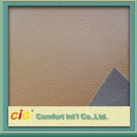 Buy cheap Artificial Waterproof 0.8MM PVC Synthetic Leather For Sofa / luggage product