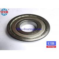 Buy cheap P5 ABEC 5 Precision Ball Bearing , 25*62*17 Mm High Speed Electric Motor Bearing product