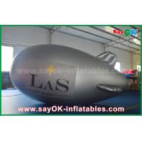 Buy cheap Giant Blow Up Plane Custom Inflatable Zeppelin For Outdoor Advertising from wholesalers