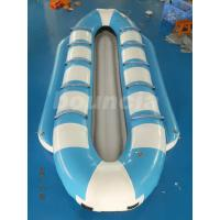 Buy cheap Double Lanes Inflatable Banana Boat / Towable Tube Boat For Sea from wholesalers