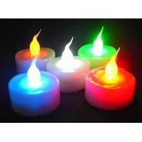 Buy cheap White Tea Light romantic candle & paraffin wax candle from wholesalers