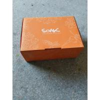 Buy cheap Hot sale customized corrugated box paper soap mailing box for transportation wholesale from wholesalers