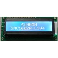 Buy cheap Low Operating Voltage Character LCD Display (SMC1602SA-L1W4) from wholesalers