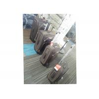 Buy cheap Soft Luggage Popular Eva Trolley Case 3pcs Set 170T Lining For International Travel from wholesalers