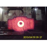 Buy cheap High Strength Metal Carbon Steel Forging Open Die , Carbon Steel Piping from wholesalers