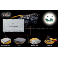 Buy cheap Right Hand Navigation Honda Video Interface Converter AIO with LCD IN / OUT and Power Cable from wholesalers