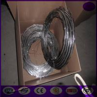 Buy cheap CBT-65 single strand razor wire for sales from wholesalers