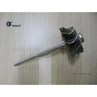 Buy cheap TBP4 58.3mmX74mm Turbocharger Turbine Wheel  and Shaft Turbine shaft rotor Inconel713C Material from wholesalers