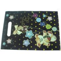 Buy cheap Fashionable Christmas Wrapping Paper Bag Art Paper Or Craft Paper PGB17 from wholesalers