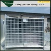 Buy cheap Waterproof Removable Australian Temporary Fencing For Event / Crowd Control from wholesalers