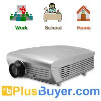 Buy cheap Multimedia LCD Projector (5 inch LCD, TV, 800 x 600) from wholesalers