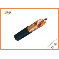 Buy cheap Light Resistance 75 Ohm Coaxial Cable , Air Dielectric Coaxial Cable 75-37-3 from wholesalers