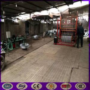 Buy cheap China Deer netting fence making machine product