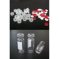 Buy cheap Supply Standard Opening 8-425 Screw clear Vials with label from wholesalers