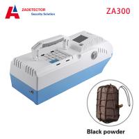 Buy cheap ZA300 Portable Hand Held Explosives Detector Security Bomb Scanner For Subway Station from wholesalers