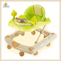 Buy cheap Outdoor Rolling Musical Baby Walkers 3 In 1 / Girl Baby Walkers Bouncer from wholesalers