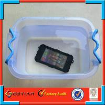 Buy cheap Underwater New Waterproof Phone Case for iPhone 5 Black , IP65 from wholesalers