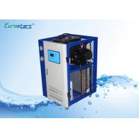 2 HP 1 Phase Industrial Water Chiller Injection Moulding Water Chilling Machine