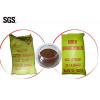 Buy cheap Professional MF C20H24Na2O10S2 MN / SLS Brown Concrete Set Retarders Chemical Admixture from wholesalers