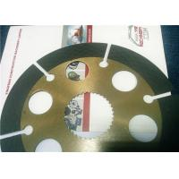 Buy cheap Black Carbon-Based  Disc Plate For KOMATSU CA0136112 CA0132690 from wholesalers