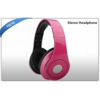 Buy cheap Retracted Headsets Portable Stereo Headphones for Alcatel , Panasonic product