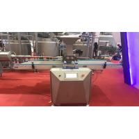 Buy cheap Custom Tailored Cake Making Equipment Dissolver With Different Cake Depositor from wholesalers