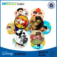 Buy cheap Natural Rubber Fabric Custom Drink Coasters For Cup CMYK Sublimation Printed from wholesalers