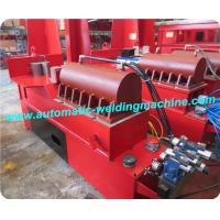 Buy cheap Hydraulic Cylinder  Driven Semi-trailer Beam Flange Plate Bending Machine from wholesalers