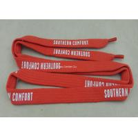 Buy cheap Customized Shoelace , Promotional ID Holder Lanyards , Polyester Print Lanyard. from wholesalers