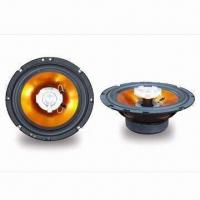 Buy cheap Car Speaker System with 6.5-inch x 2 Speakers, Glass Fiber Cone and 120W Maximum Power from wholesalers