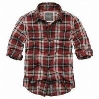 Buy cheap cheap A&F men shirts dress shirts wholesale accept credit card paypal from wholesalers