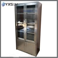 Buy cheap Medical laboratory chemicals storage cabinet from wholesalers