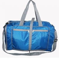 Buy cheap Folding Sports Duffel Bag With Independent Shoe Compartment from wholesalers