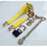 Buy cheap Ratchet straps, ratchet tie down , cargo lashing , according to EN12195-2,    GS approved from wholesalers