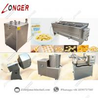 Buy cheap Banana Chips Production Line|Full Automatic Production Line With High Quality|Banana Chips Making Machine Price from wholesalers