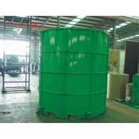 Buy cheap Manual Circular Sponge Foaming Block Moulding with Steel Foaming Structure from wholesalers
