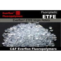 Buy cheap ETFE Resin material / MFI 20-30 / Virgin Pellets / Extrusion Processing /  Cable&Wire from wholesalers