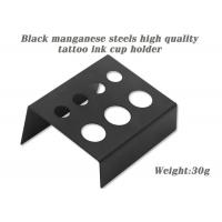 Buy cheap 7 Holes Metal Ink Cup Holder Permanent Makeup Machine Pen Holder from wholesalers
