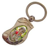 Buy cheap Anneversaries Girls Personalized Metal Keychains With Camera Shape Fashion Style from wholesalers