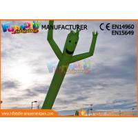 Buy cheap Durable Interesting Mini Inflatable Sky Dancer 4m , 5m , 6m , 7m , 8m from wholesalers