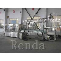 Buy cheap Customized Beer Bottle Filling Machine Beer Bottle Capper Equipment With High Speed from wholesalers