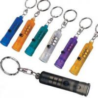 Buy cheap Customizable ABS 15000mcd AAA LED Turbo Flashlight Keyring for outdoor from wholesalers