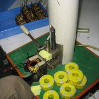 Buy cheap Hook Type/Semiautomatic Toroid Coil-winding Machine with 25 to 100mm OD Range from wholesalers