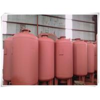 Buy cheap EPDM Rubber Membrane Diaphragm Water Expansion Tank Vertical Orientation product