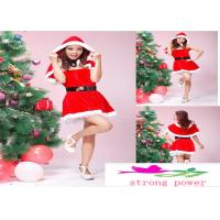 Buy cheap Sexy Women's Miss Mrs Santa Claus Fancy Dress Christmas Costume Cosplay Outfits from wholesalers